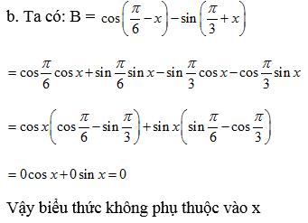 Giải toán lớp 10 Ôn tập chương 6 (Câu hỏi - Bài tập)