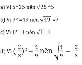 giai toan lop 7 bai 11 so vo ti khai niem ve can bac hai 1 - Giải Toán lớp 7 Bài 11: Số vô tỉ. Khái niệm về căn bậc hai