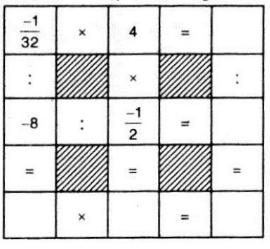 giai toan lop 7 bai 3 nhan chia so huu ti 6 - Giải Toán lớp 7 bài 3: Nhân chia số hữu tỉ
