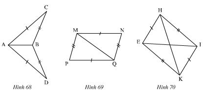 giai toan lop 7 bai 3 truong hop thu nhat cua tam giac canh canh canh c c c 3 - Giải Toán lớp 7 Bài 3: Trường hợp thứ nhất của tam giác cạnh - cạnh - cạnh (c.c.c)