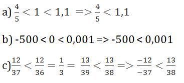 Giải Toán lớp 7 Bài 4: Giá trị tuyệt đối của một số hữu tỉ. Cộng, trừ, nhân, chia số thập phân