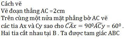 Giải Toán lớp 7 Bài 5: Trường hợp bằng nhau thứ ba của tam giác: góc - cạnh - góc (g.c.g)