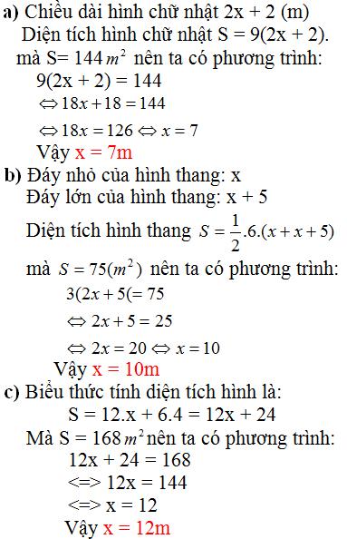 Giải Toán lớp 8 Bài 3: Phương trình đưa được về dạng ax + b = 0