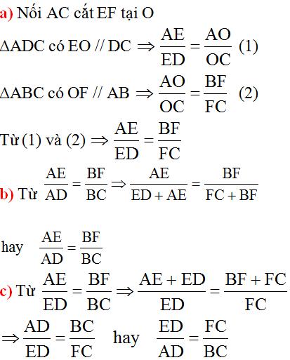 giai toan lop 8 bai 3 tinh chat duong phan giac cua tam giac 10 - Giải Toán lớp 8 Bài 3: Tính chất đường phân giác của tam giác