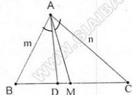 giai toan lop 8 bai 3 tinh chat duong phan giac cua tam giac 13 - Giải Toán lớp 8 Bài 3: Tính chất đường phân giác của tam giác