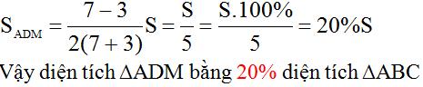 giai toan lop 8 bai 3 tinh chat duong phan giac cua tam giac 15 - Giải Toán lớp 8 Bài 3: Tính chất đường phân giác của tam giác