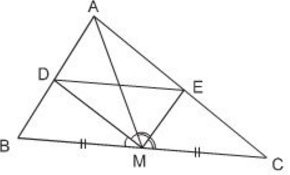 giai toan lop 8 bai 3 tinh chat duong phan giac cua tam giac 4 - Giải Toán lớp 8 Bài 3: Tính chất đường phân giác của tam giác