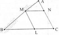 giai toan lop 8 bai 4 khai niem hai tam giac dong dang 4 - Giải Toán lớp 8 Bài 4: Khái niệm hai tam giác đồng dạng