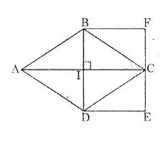 Giải Toán lớp 8 Bài 5: Diện tích hình thoi