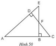 giai toan lop 8 bai 8 cac truong hop dong dang cua tam giac vuong - Giải Toán lớp 8 Bài 8: Các trường hợp đồng dạng của tam giác vuông