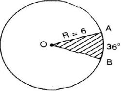 Giải Toán lớp 9 Bài 10: Diện tích hình tròn, hình quạt tròn
