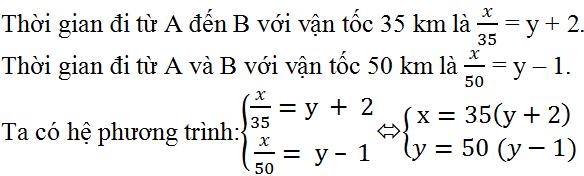 Giải Toán lớp 9 Bài 5: Giải bài toán bằng cách lập hệ phương trình