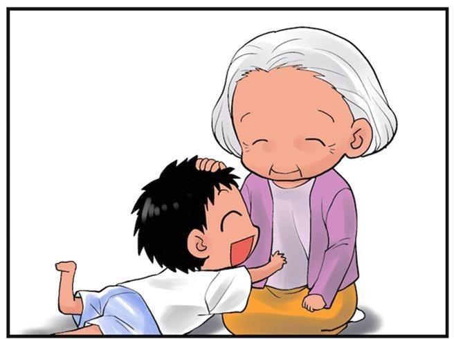 Cảm nghĩ về bà của em