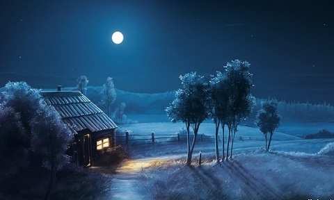 Cảm nghĩ về bài thơ Cảm nghĩ trong đêm thanh tĩnh