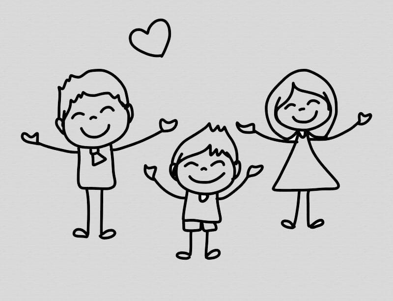 cam nghi ve nguoi than trong gia dinh 1 - Cảm nghĩ về người thân trong gia đình