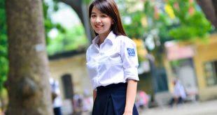 anh girl xinh hoc sinh cap 3 rang khenh 310x165 - Câu nói hay về tuổi học trò ý nghĩa nhất
