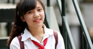 top 10 anh hot girl hoc sinh cap 2 viet 8 310x165 - Nghị luận về Tuổi trẻ là mùa xuân của xã hội